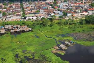 Iquitos in Peru